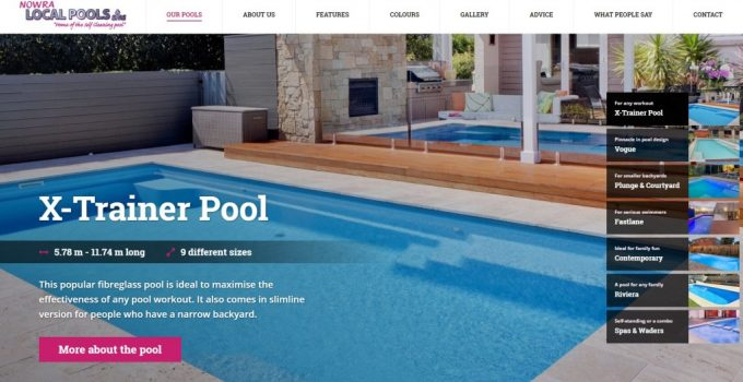 Search-Centric Marketing Solutions_Nowra Local Pools and Spas